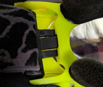 lens retainer